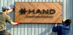 オーダーメイド家具のHAND creative factory
