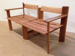 オリジナル椅子製作1 グループホーム