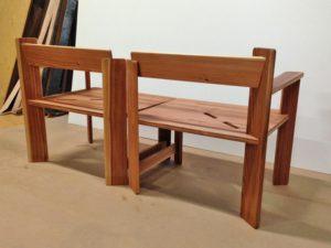 オリジナル椅子製作2 グループホーム