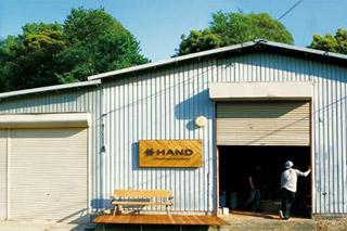 オーダーキッチン施工例【1】HAND creative factoryショールー