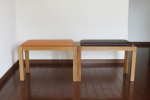 オーダー家具 トレーニングベンチ制作