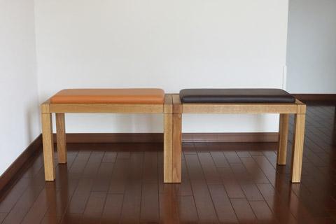 オーダー家具制作 トレーニングベンチ