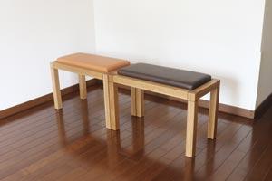 オーダー家具トレーニングベンチ