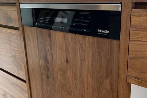 Miele(ミーレ)のビルトイン食器洗い機