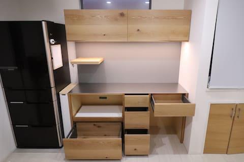 カップボード(食器棚)収納