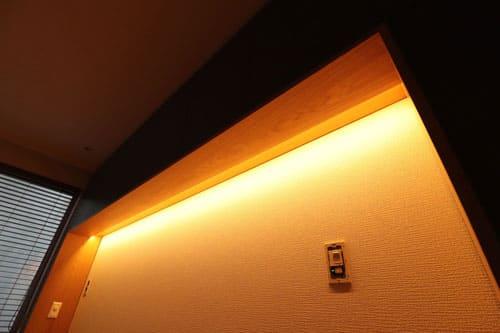 寝室収納 世田谷区 ライト