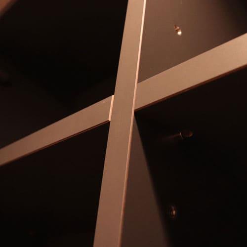 世田谷区 寝室収納 内部
