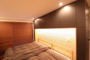 寝室収納世田谷区メイン画像