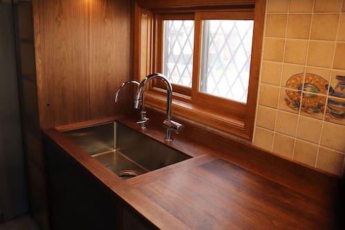 キッチンリフォーム(オーダーキッチン)洗い場