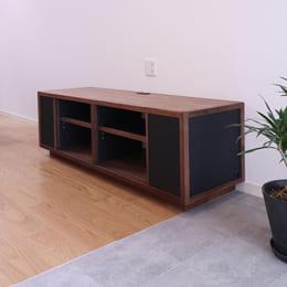 収納が豊富なテレビ台